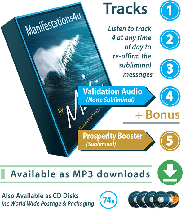 Manifestations4u | Offering Personalized Subliminal